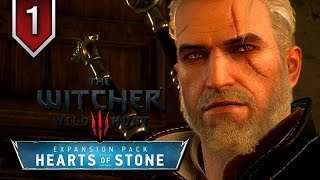 The Witcher 3: Hearts of Stone ★ Episode 1 ★ Movie Series / All Cutscenes + Boss Fights
