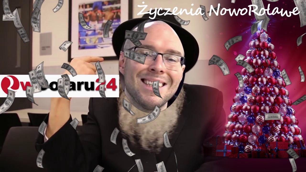 Życzenia od wDolaru24 Marcina Roli na rok 2020