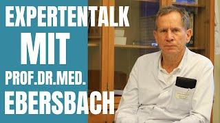 Keep Moving Experten Talk mit Prof. Dr. Ebersbach