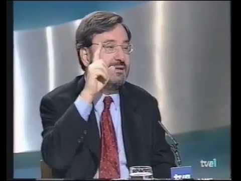Los desayunos de TVE: Narcís Serra (28/09/1999)