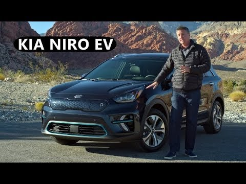 2019 Kia Niro EV Explained by James Bell