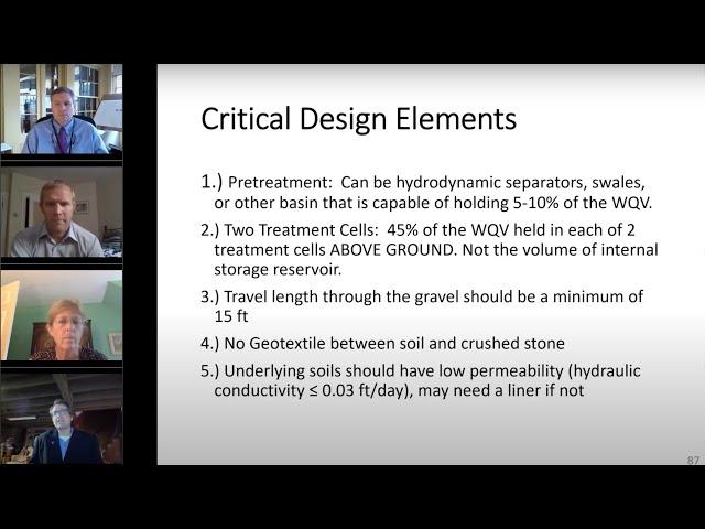 Designing Stormwater Infrastructure Training