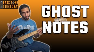 Why You Need to Use Ghost Notes On Bass | Bass Tone Tuesday