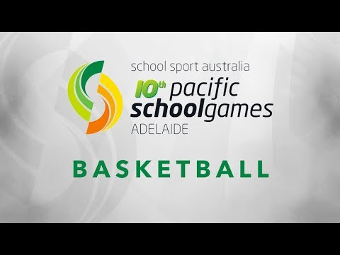 Pacific School Games - Basketball