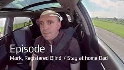 Driven By Optimism | Episode 1 - Mark, Registered Blind | Hyundai