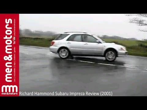 Richard Hammond Subaru Impreza Review (2001)
