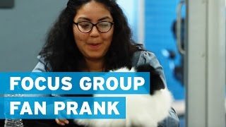 Would You Wear This? (Focus Group Prank)