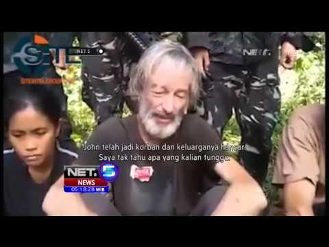 Video Permohonan dari Sandera Kelompok Abu Sayyaf - NET5
