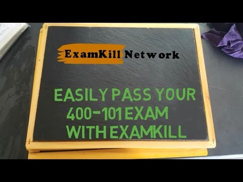 3 Months Free Subscription of 400-101 Exam Dumps 2018