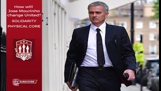 How Jose Mourinho will change Manchester United