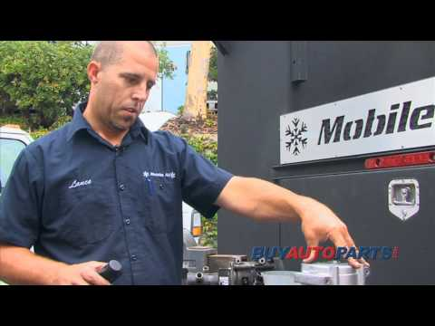 How to Drain and Add AC Compressor Refrigerant Oil