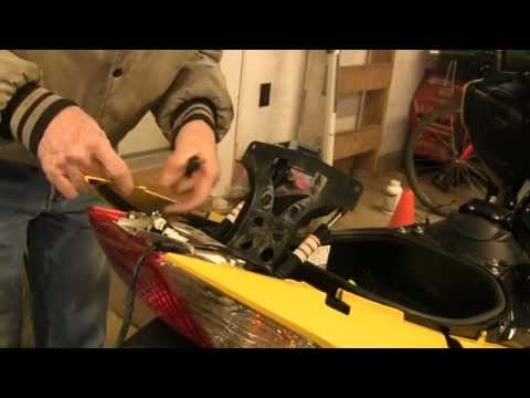 Changing out the Fuel Pump Part 1