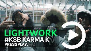 #KSB Karma K - Lightwork Freestyle 🇳🇱 (Prod. SosaMillz) | Pressplay