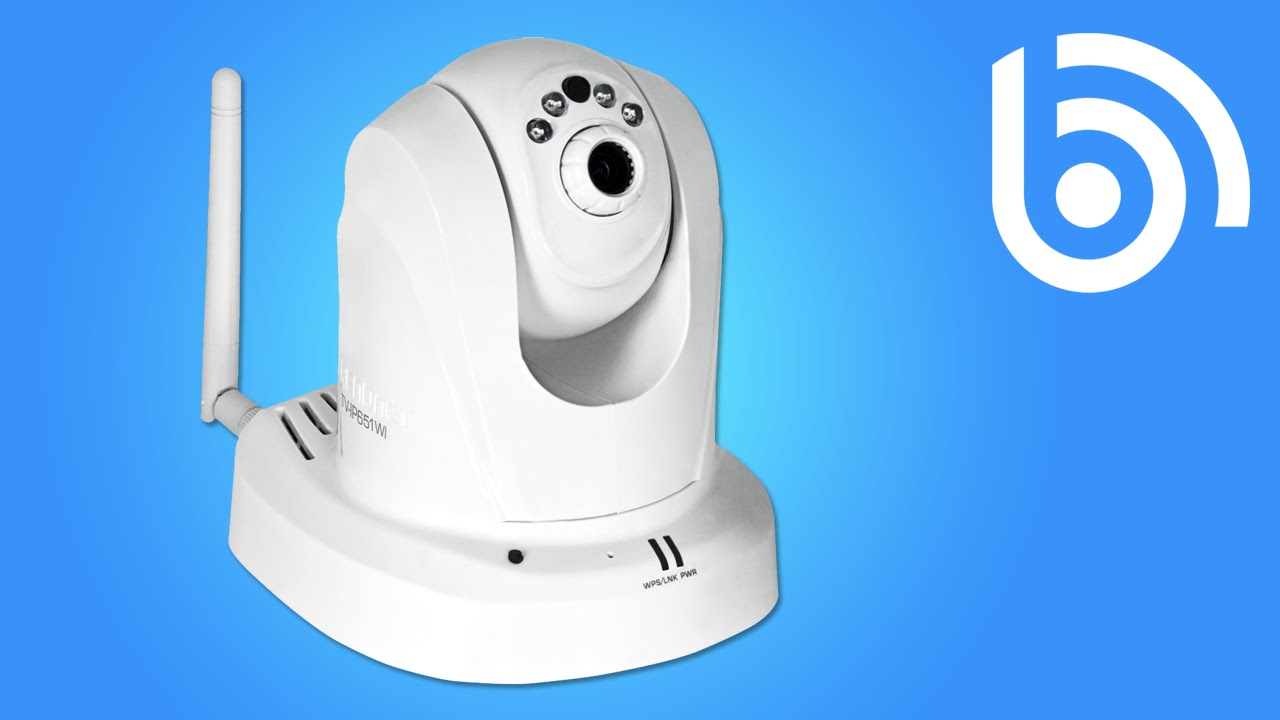 TRENDnet TV-IP410 (Version vA1.0R) Network Camera Windows 7 64-BIT