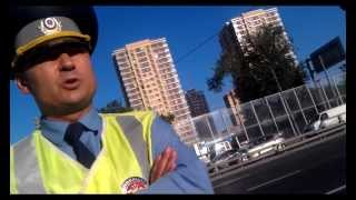 Москва ЮЗАО 2013 год. Мошенник в форме инспектора ДПС