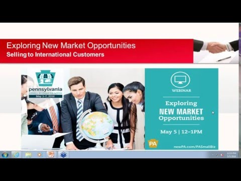 Exploring New Market Opportunities