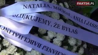 Natalia Kukulska pożegnała ukochaną babcię