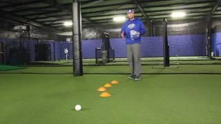 getting around the baseball