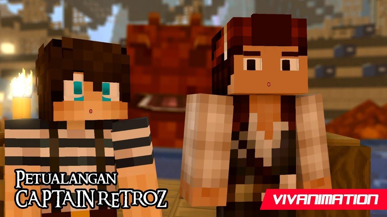 Petualangan Captain Retroz 2020 - Minecraft Indonesia