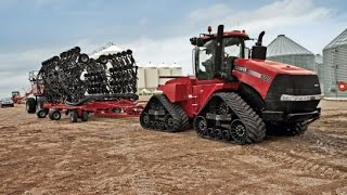 Case IH Quadtrac 620, the New agriculture giant, [alternate] HD..!!!