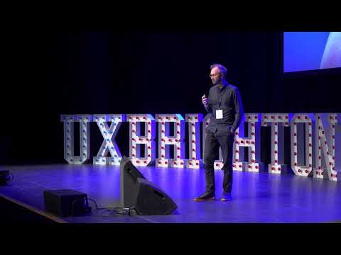 Differentiating with Design Activism – Daniel Harris at UX Brighton 2017