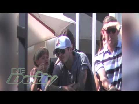 The Latest On Posh & Becks, Sandra Bullock, Ryan Reynolds, & Lindsay Lohan