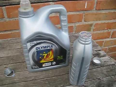 OIL CLUB olympia oil