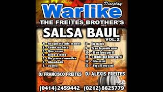 SALSA BAUL VOL.2 - Warlike Discplay - The Freites Brother's