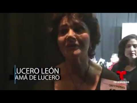 Lucero Leon, Mother Of Lucero Talks To Telemundo About Lucero And Wanting To Be A Star