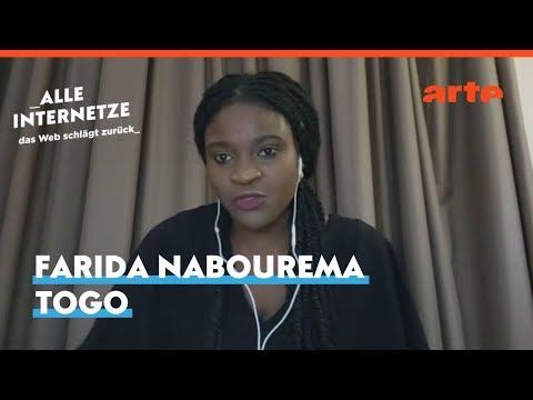 Die Togolesen fordern #FaureMustGo | ARTE