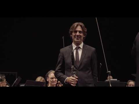 P. Meyer, JSO - Carl Maria von Weber: Concertino for Clarinet and Orchestra, Op. 26