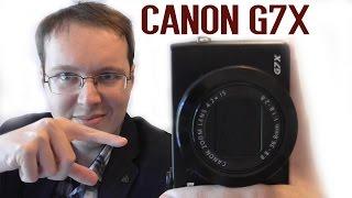 Самый полный обзор Canon G7X. Лучший? Фотоаппарат для видеоблогера и влогов