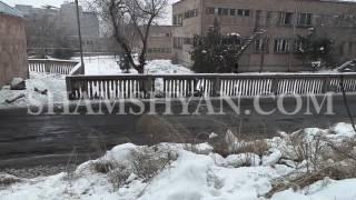 Արտակարգ իրավիճակ Երևանում  Բ 2 թաղամասում կոյուղաջրերը լցվում են փողոցը
