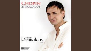 Mazurka in A Minor, Op. 67, No. 4