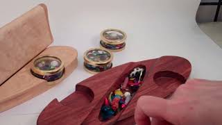 King's Ransom Kaleidoscopes by Henry Bergeson Generation 2019