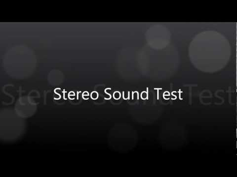HD Stereo Sound Test, Free and Online Sample