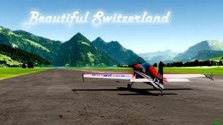 ✈ AEROFLY FS | Beautiful Switzerland 【HD】