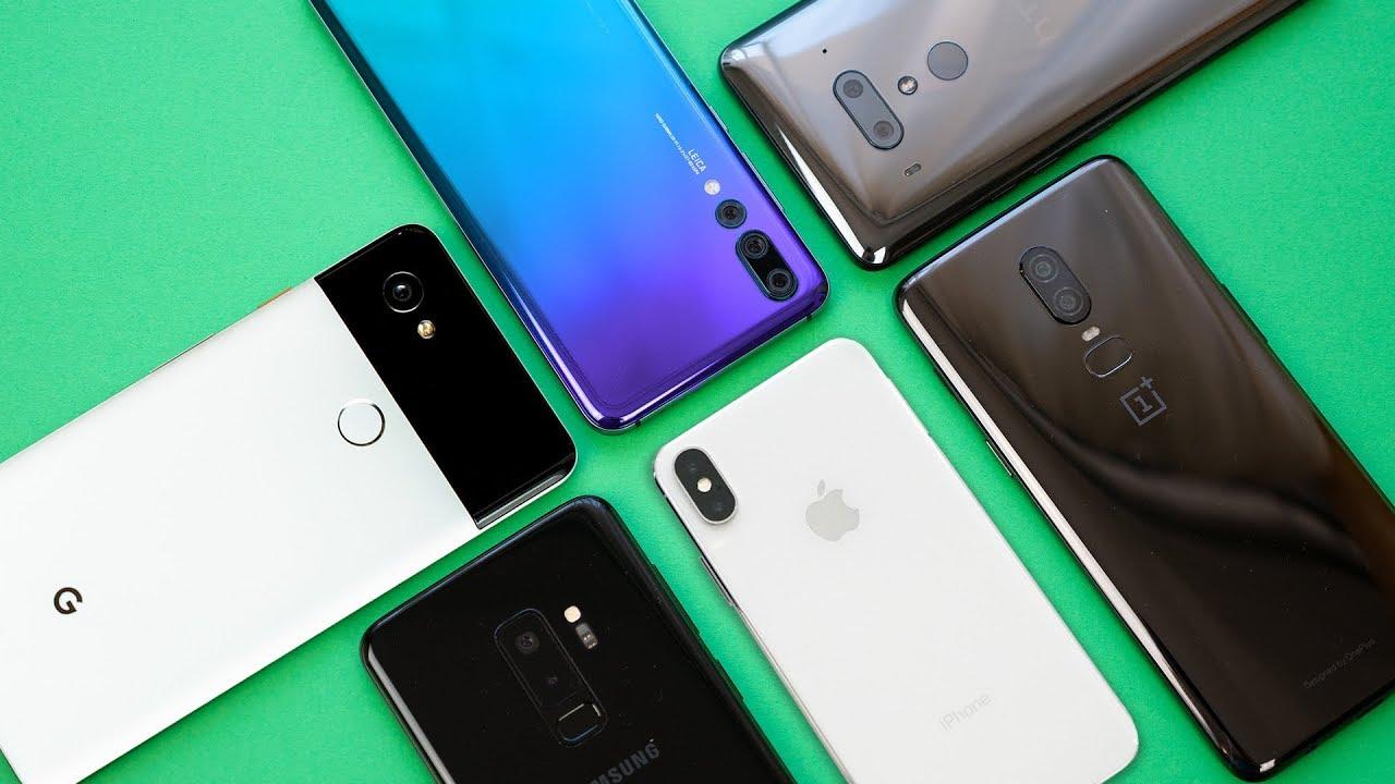 Smartphone kameras im vergleich: huawei p20 pro iphone x pixel 2