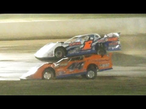 ULMS Super Late Model Feature | Eriez Speedway | September Sweep | 9-23-16