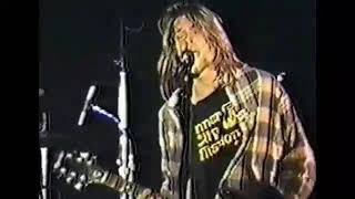 Nirvana - Scoff - Live Bogart's 02/16/90 [AMT2/Aud1]