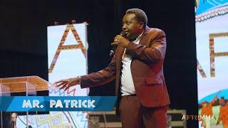Mr Patrick Comedy Afrimma 2018 Performance