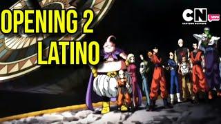 Dragon Ball Super Opening 2 Latino OFICIAL por fin lanzado
