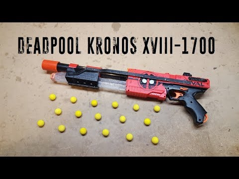 Nerf Deadpool Kronos XVIII-1700
