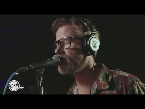 """The National Performing """"Nobody Else Will Be There"""" Live On KCRW"""