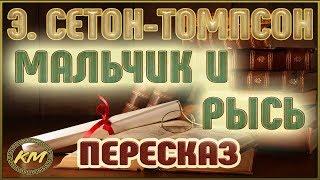 Мальчик и РЫСЬ. Эрнест Сетон-Томпсон