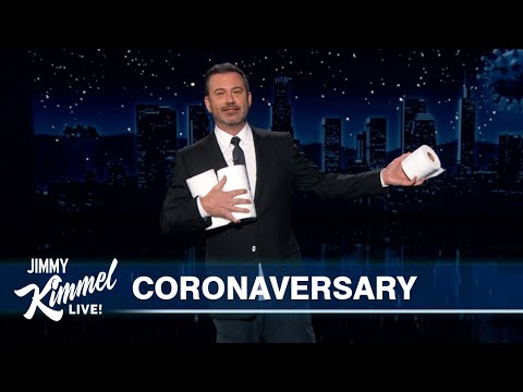 Jimmy Kimmel Live's One Year Lockdown Coronaversary Spectacular