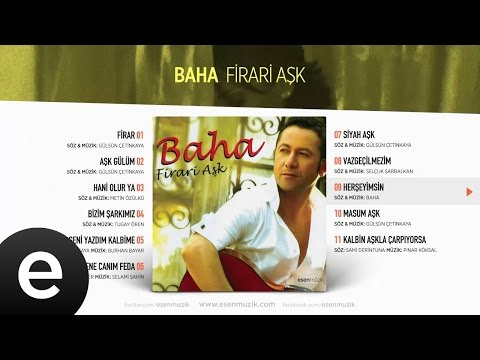 Her Şeyimsin (Baha) Official Audio #herşeyimsin #baha - Esen Müzik