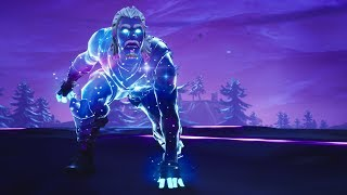 Fortnite Galaxy Skin Thème Nouvel Onglet