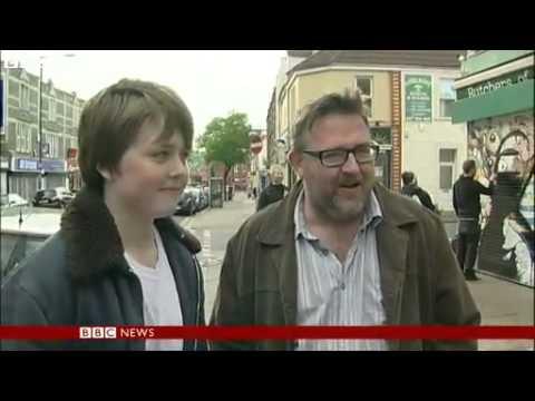 BBC News - Urban art on streets of Bristol