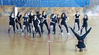 Don´t Stop + Partition (Exhibición de baile del gimnasio The Masters) [Artunduaga 21.6.15]